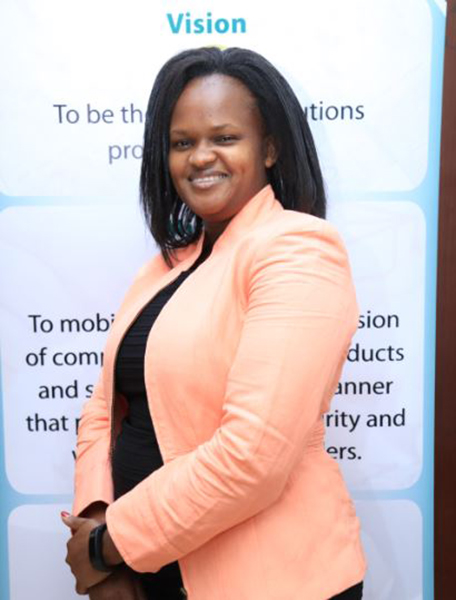 Angella Kivondo